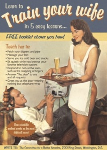 Weird, disturbing, extremely sexist and very confusing vintage ads