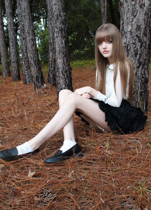 "Dakota Rose, beter bekend als ""KotaKoti."""