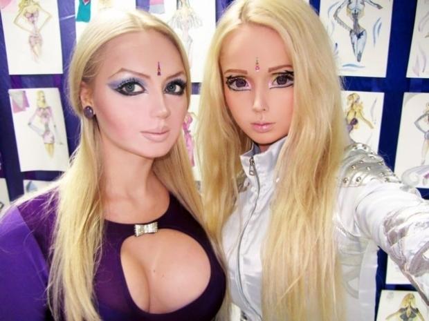 "There's A New Russian Real Barbie Doll Her name is Olga Oleynik (Barbie name ""Dominika"")."