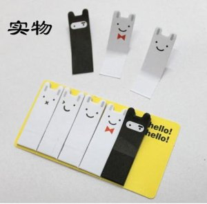 Free-Shipping-Cute-ninja-sticker-memo-Notepad-Memo-Paper-notebook-note-book-Fashion-Gift-Wholesale