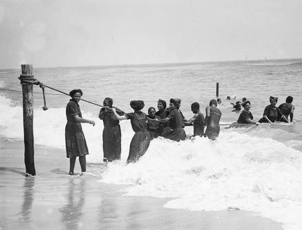 Jersey Shore, 1908.