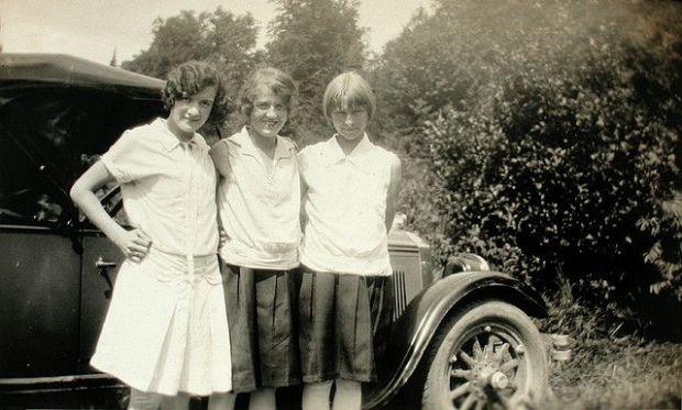 Augustus 1928, Quebec, Canada.