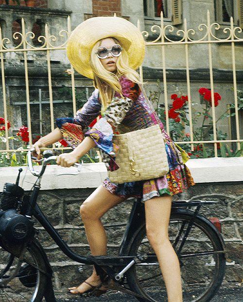 Brigitte Bardot, 1960s.