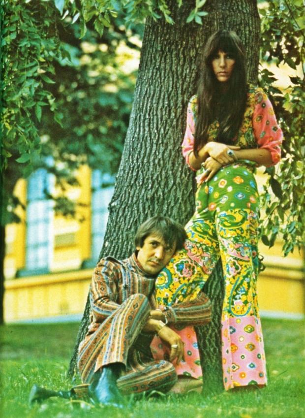 Sonny & Cher, 1966.
