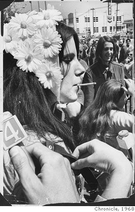 Random hippie, 1967.