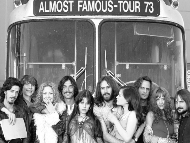 Almost famous tour 1973.