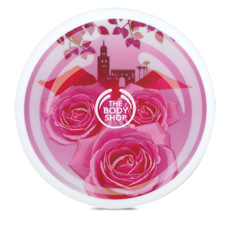 The Body Shop Atlas Mountain Rose Body Butter. Nieuw in het assortiment!