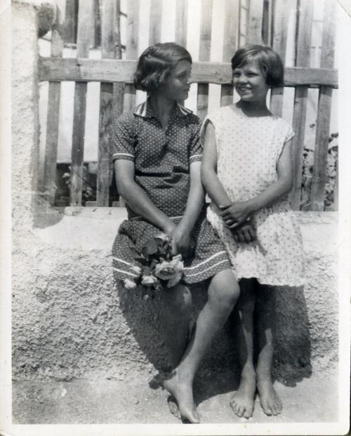 Summer vacation, 1926.