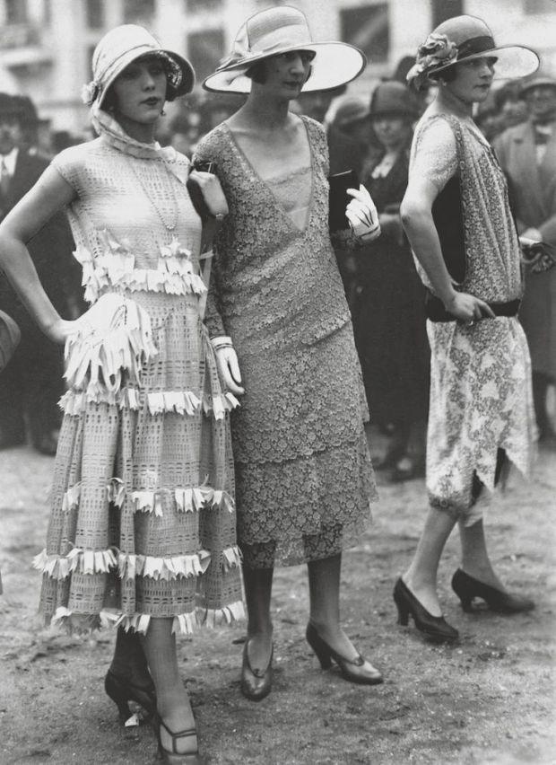Patijs, zomer 1925.