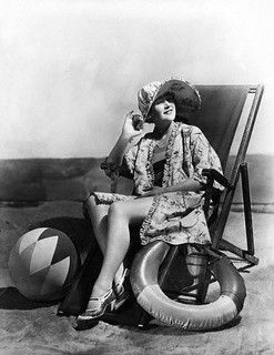 Bathing Beauty, 1920's.