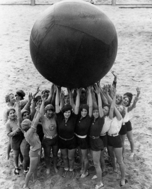 Summer fun, 1920's.
