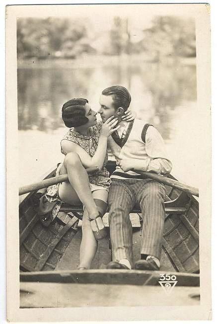 Summer love, 1920's.