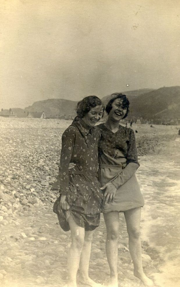 Let's paddle! 1920's.
