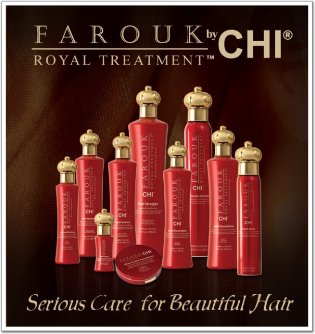 Farouk Royal Treatment by Chi.