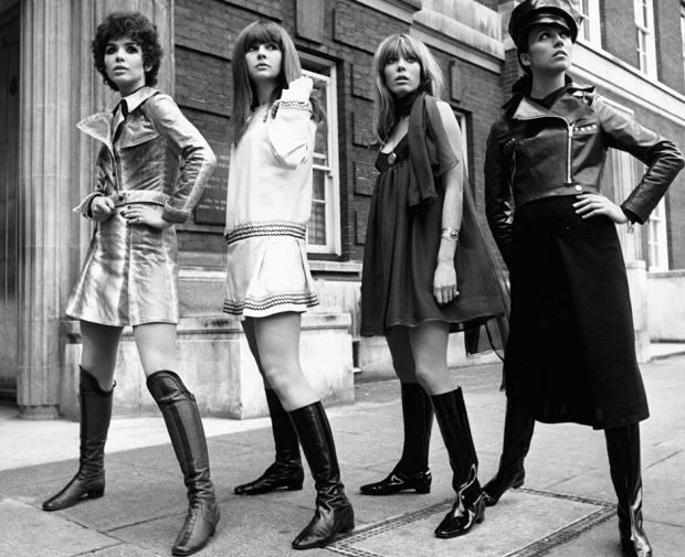 Mod Squad jaren 60.