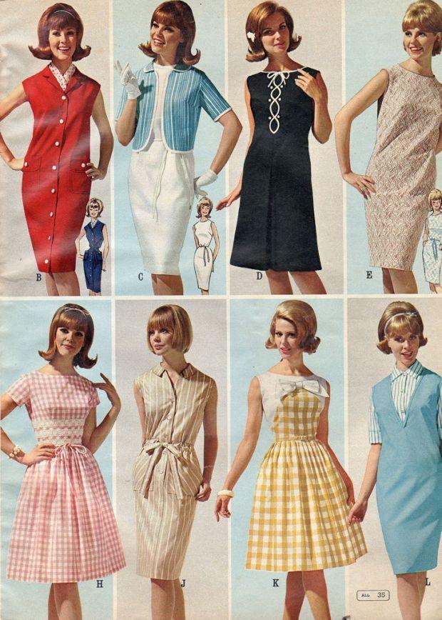 Summer fashion 1965.