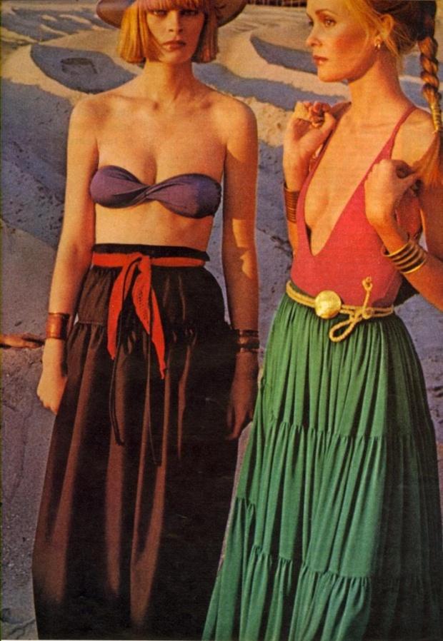 Vogue summer 1976.