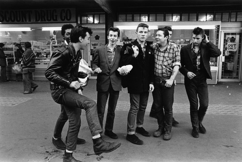 Teddy Boys.