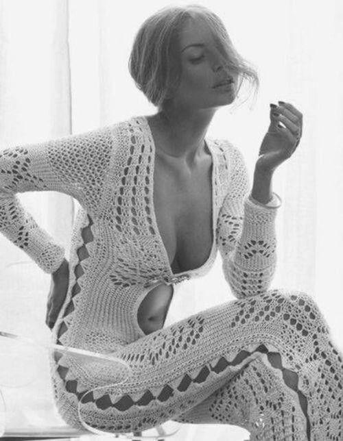 Crochet gehaakte) jumpsuit