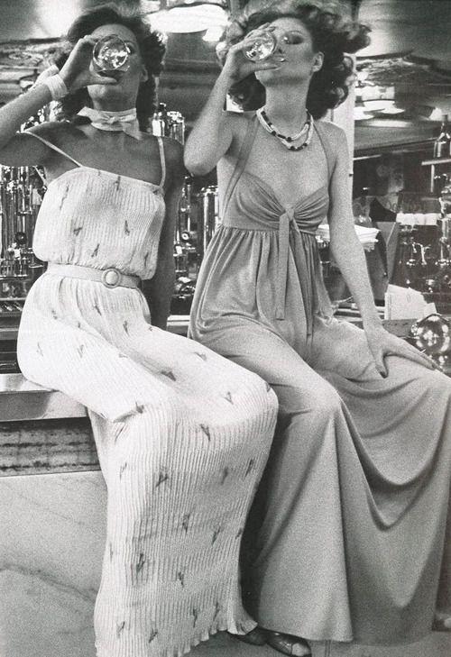 Comfortabel én elegant, 1970s.