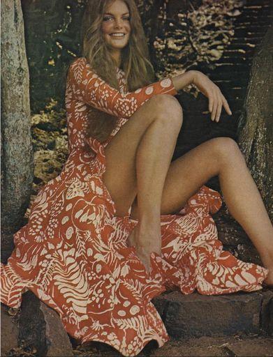 1970's Vogue. Mooi!