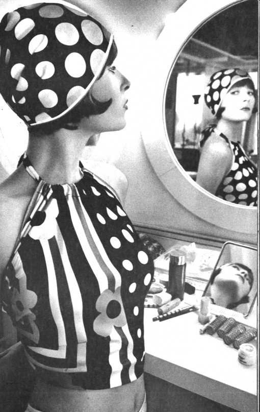 Jeanloup Sieff Vogue Italia, 1972.