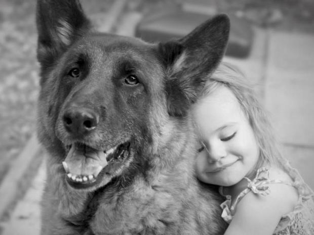 dog_and_little_girl