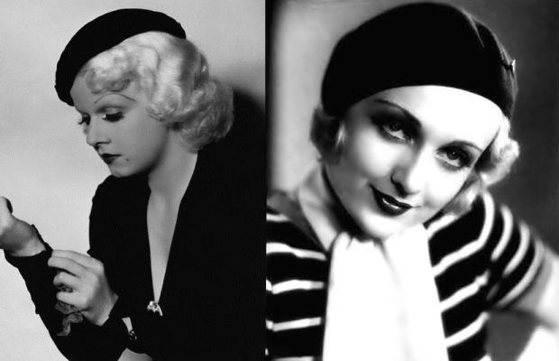Jean Harlow en Carole Lombard. Lovely!