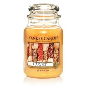 HarvestYankeeCandle