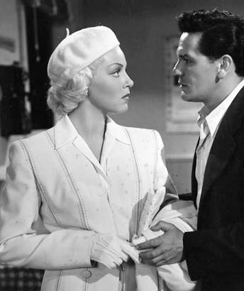 Nina Foch. Hot rollers in je haar voor deze prachtige krullen, goed doorborstelen en daarna als accessoire  een baret toevoegen. Classic beauty!