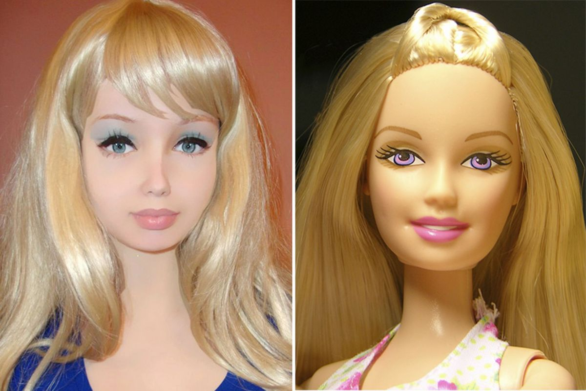 The Néw Human Barbie Doll (The Madness Continues!)