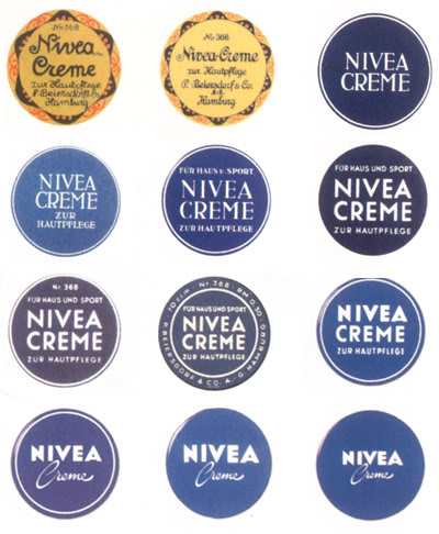 Nivea Cream Through The Years