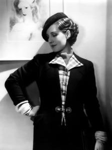 Norma Shearer, trés chic!