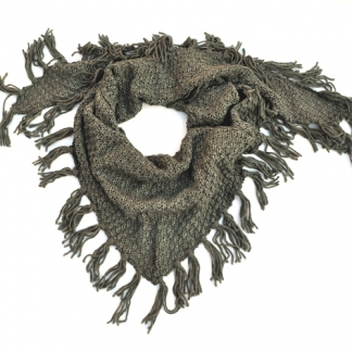 Warm In Style Scarf Army Green. Momenteel in de sale voor €7,49 en