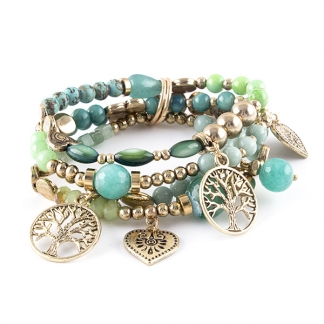 Four-In-One Bracelet Colours Of The Sea, €19,95.