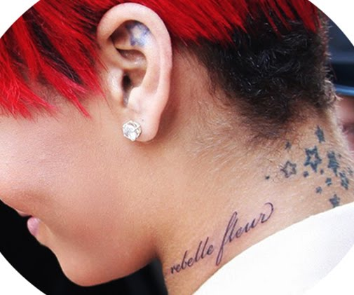 Rihanna-Neck-Tattoo-Rebelle-Fleur