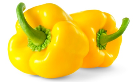 Yellow-peppers