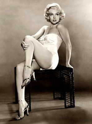 Marilyn Monroe: Pin Up Style.