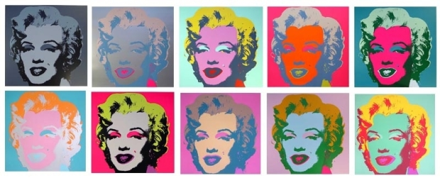 By Andy Warhol.
