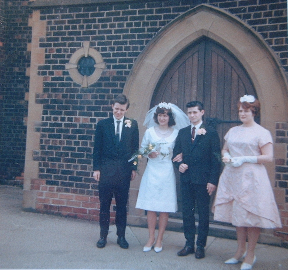 Adorable Vintage Wedding Pictures From The 1960\'s | ChapterLilaRia
