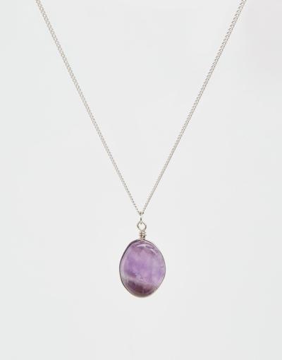 ASOS Semi Precious Stone Choker Necklace €11.43. Wauw!