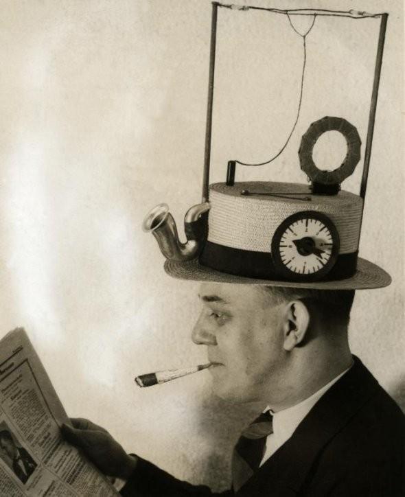 Een vintage Inspector Gadget!