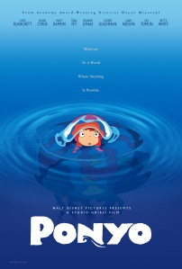 Ponyo_Poster