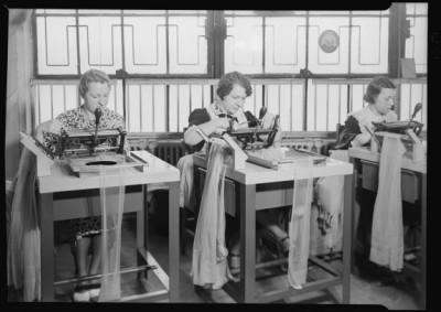 Minnesac Mills, Philadelphia Pennsylvania US 1936-1937.
