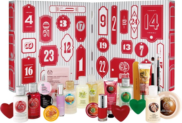 The-Body-Shop-Advent-Calendar