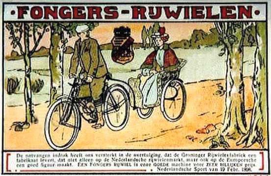 09 Fongers rijwielen