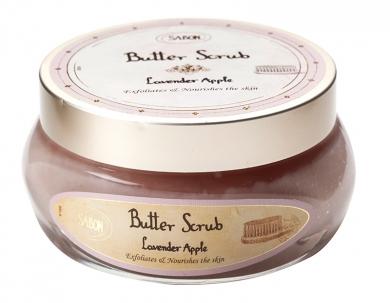 Productomschrijving: De Butter Scrub is een zachte, luxueuze scrub op basis van dode zeezout en Monoi boter. Het verwijdert de dode huidcellen, hydrateert en heeft een zuiverende werking.