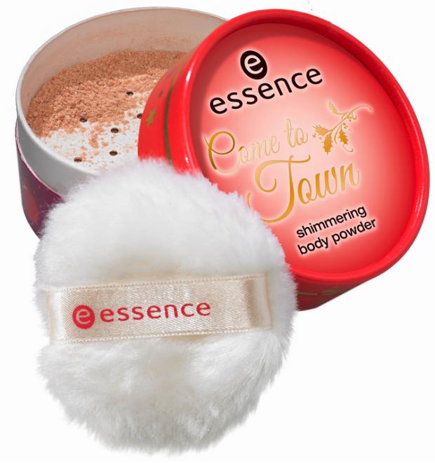 Deze glinsterende body powder met donsapplicator is gehuld in een superleuke cadeauverpakking en geeft je huid een subtiele glans. De lichte vanillegeur is gewoonweg onweerstaanbaar! Verkrijgbaar in 01 Make a wish.