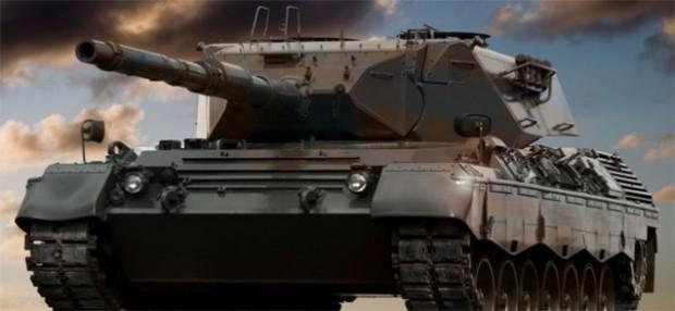 Ook een levensechte tank kun je gewoon online kopen. Je bent hier zo'n slordige 13,330 euro aan kwijt. Dan heb je het goedkoopste model tank. Kopen? Klik dan
