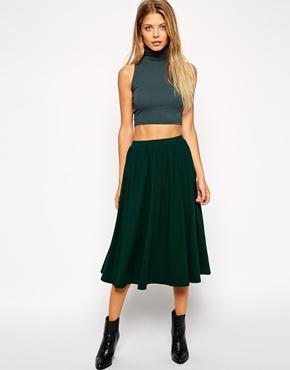 Lóvely Midi Skirt.